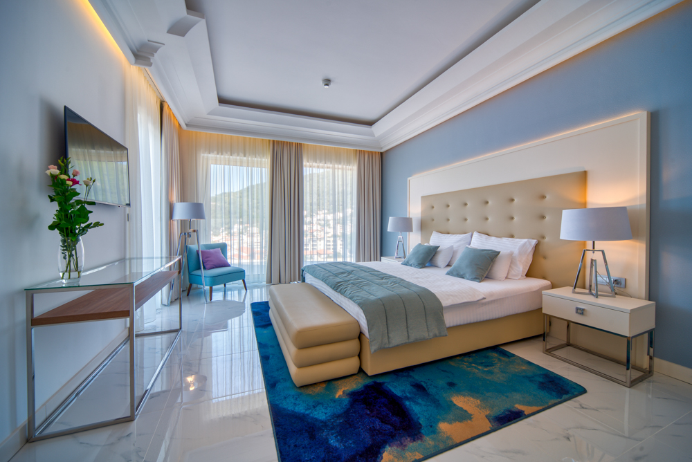 Resort Palas Lux - Lux Suite with Sea View