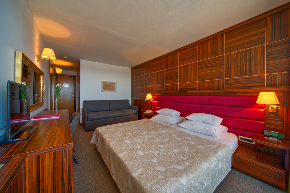 Hotel Palas - Double Room with Mountain View