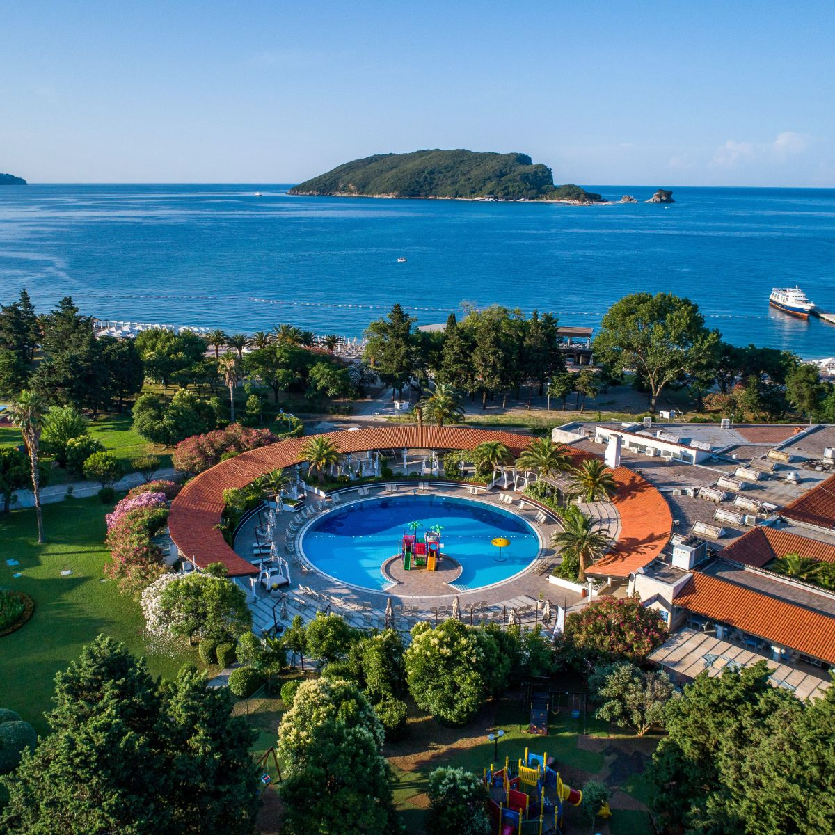 Resort Slovenska Plaza - Beaches&Pools